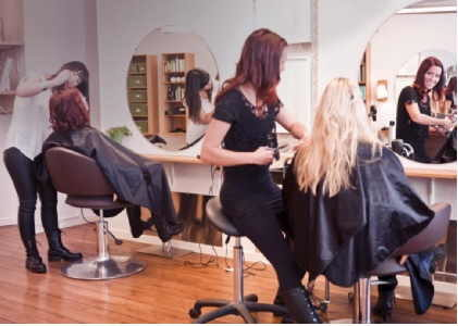 Experience for Hairdressing Profession