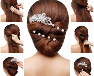 5 Unique Hairstyles You Can Make in 10 Steps or Less